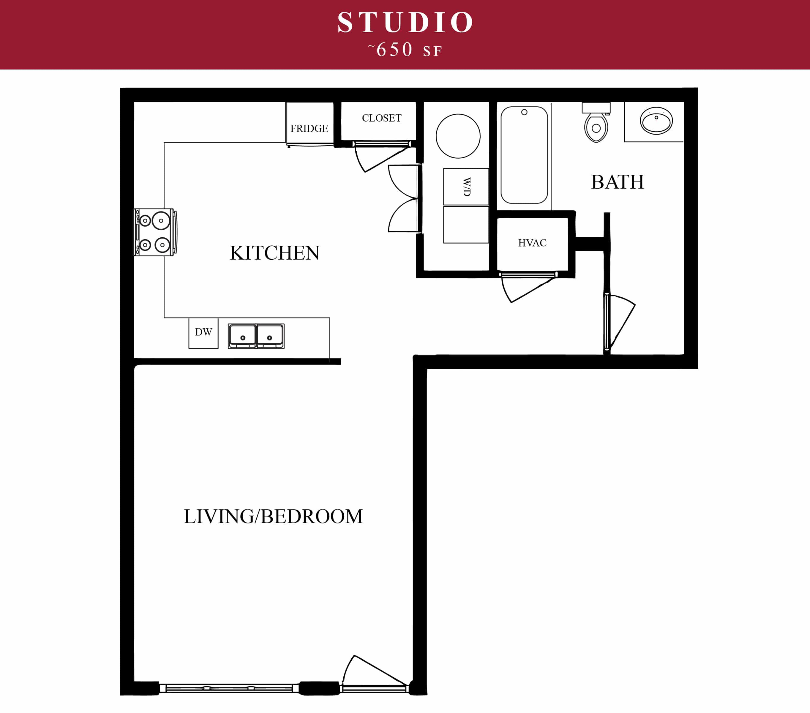tahlequah apartments pines at southridge apartments floor plans studio apartments pines at southridge studio